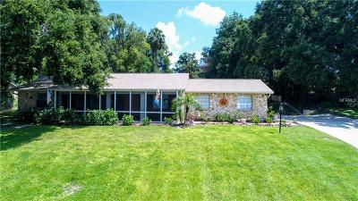 Mount Dora Single Family Home For Sale: 7047 Lake Ola Drive
