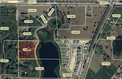Umatilla Residential Lots & Land For Sale: Carrie Lane