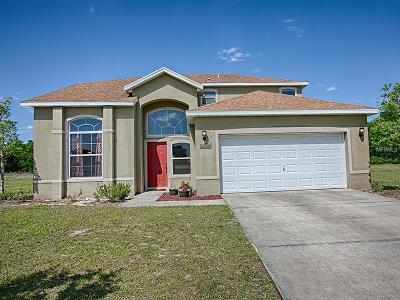 Lake County, Sumter County Single Family Home For Sale: 2704 75th Boulevard
