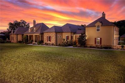 Eustis Single Family Home For Sale: 23009 Eques Lane