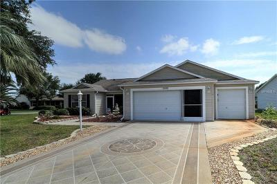 The Villages Single Family Home For Sale: 3400 Sipsey Street