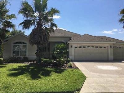 The Villages Single Family Home For Sale: 2043 Southfield Drive