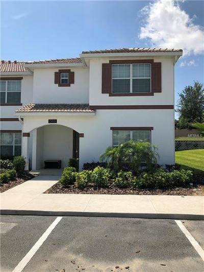 Davenport, Champions Gate Townhouse For Sale: 1560 Moon Valley Drive