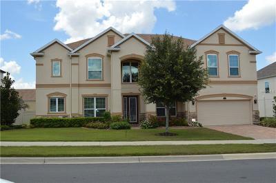 Winter Garden Single Family Home For Sale: 16003 Ollivett Street
