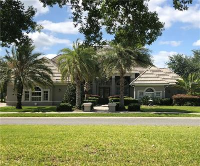 Mount Dora Single Family Home For Sale: 3018 Castelli Boulevard
