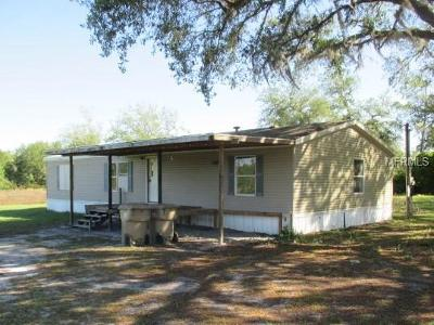 Lake County Mobile/Manufactured For Sale: 38820 Forest Drive