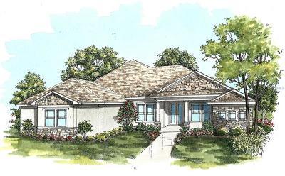 Eustis Single Family Home For Sale: Lone Pine Lane