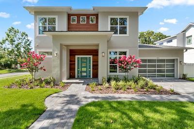 Orlando Single Family Home For Sale: 400 W Hazel Street