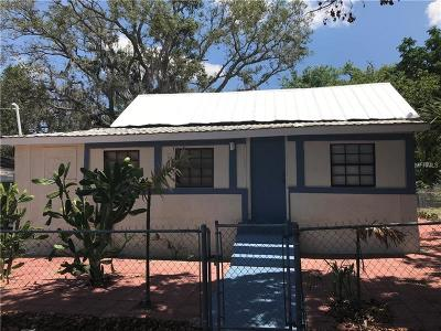 Haines City Single Family Home For Sale: 603 N 7th Street