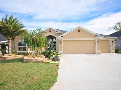 The Villages Single Family Home For Sale: 3306 Boardroom Trail