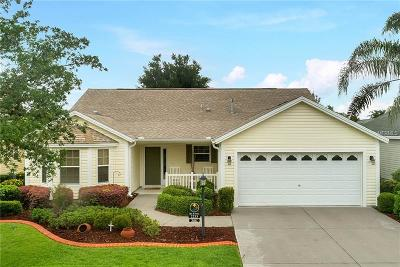 The Villages Single Family Home For Sale: 2233 Yeamans Place