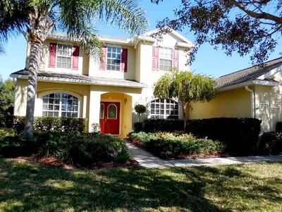 Apopka Single Family Home For Sale: 751 Valleyway Drive