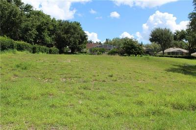 Clermont Residential Lots & Land For Sale: Crescent Bay Boulevard #Lot 7