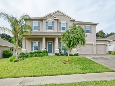 Eustis Single Family Home For Sale: 3043 Zander Drive