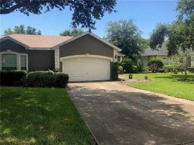 Lady Lake Single Family Home For Sale: 6200 Topsail Road