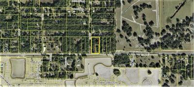 Wildwood Residential Lots & Land For Sale: 4662 E County Road 468