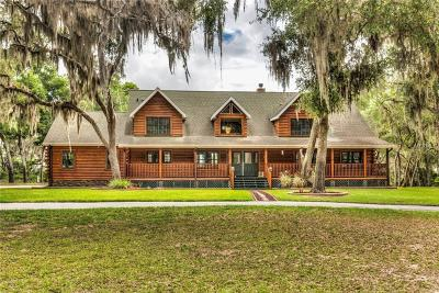 Lake County, Sumter County Single Family Home For Sale: 44500 Cross Country Boulevard