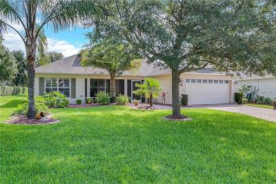 Lake County, Marion County Single Family Home For Sale: 26601 Bull Run