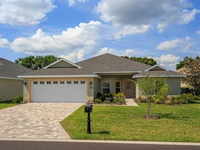 Tavares Single Family Home For Sale: 30520 Island Club Drive