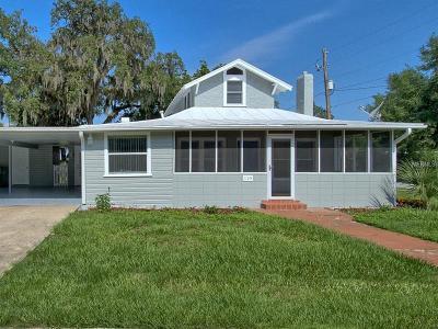 Leesburg Single Family Home For Sale: 119 N Moss Street
