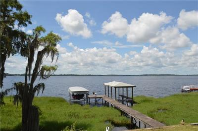 Clermont Single Family Home For Sale: 160 E Lakeshore Drive