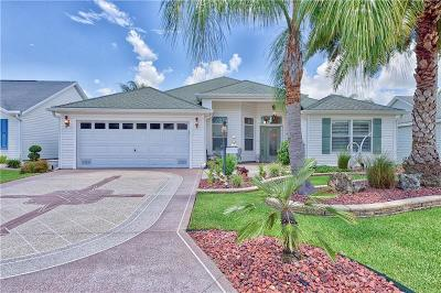 The Villages Single Family Home For Sale: 1438 Pelican Path