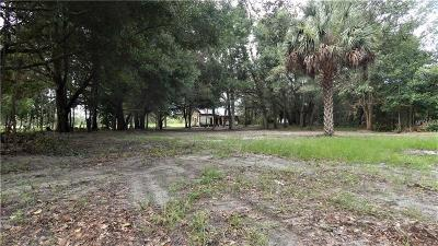 Groveland Residential Lots & Land For Sale: 2829 County Road 48