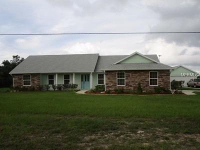Umatilla Single Family Home For Sale: 40420 W 1st Avenue