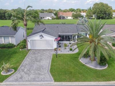 The Villages Single Family Home For Sale: 423 Santa Clara Circle