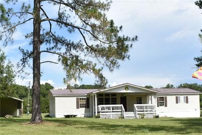 Marion County Mobile/Manufactured For Sale: 730 189th Lane
