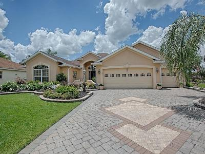 The Villages Single Family Home For Sale: 337 Troy Loop