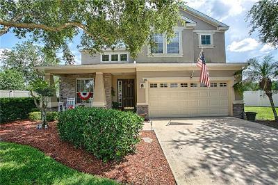 Eustis Single Family Home For Sale: 437 Chestnut Oak Court