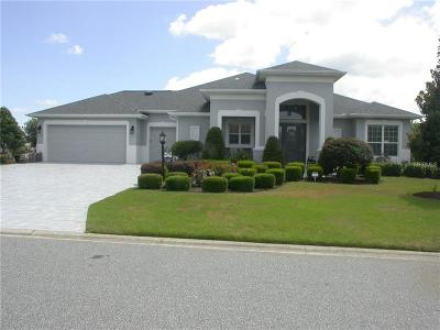Lake County, Sumter County Single Family Home For Sale: 2096 Isleworth Circle