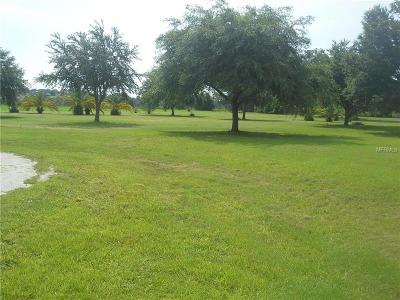 Clermont Residential Lots & Land For Sale: Arrowtree Blvd