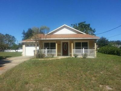 Lake County, Seminole County, Volusia County Rental For Rent: 11119 California Street