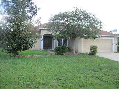 Lake County, Seminole County, Volusia County Rental For Rent: 36748 Tropical Wind Lane