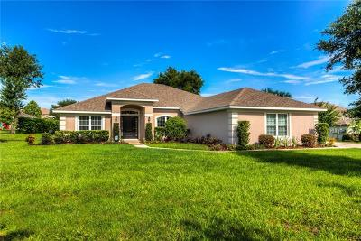 Eustis Single Family Home For Sale: 36447 Barrington Drive