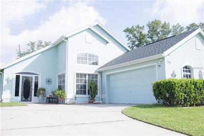 Clermont Single Family Home For Sale: 208 Pleasant Hill Drive