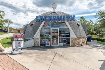 Commercial For Sale: 712 S Highway 27