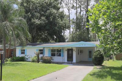 Eustis Single Family Home For Sale: 738 King Street