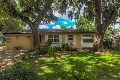Leesburg Single Family Home For Sale: 1613 Hampton Road