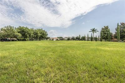 Mount Dora Residential Lots & Land For Sale: 2019 Castelli Boulevard