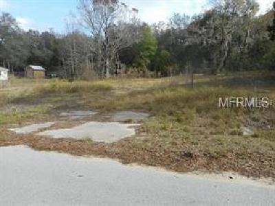 Lady Lake Residential Lots & Land For Sale: 40150 Orange Circle