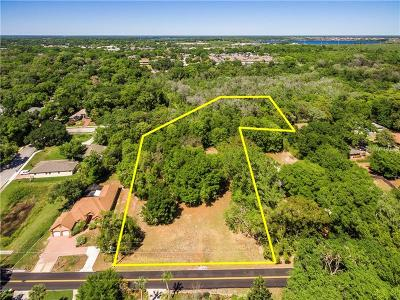 Mount Dora Residential Lots & Land For Sale: Old Eustis Road