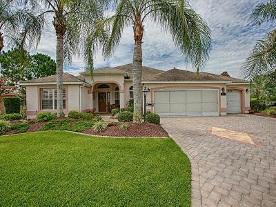 The Villages Single Family Home For Sale: 2374 Callaway Drive
