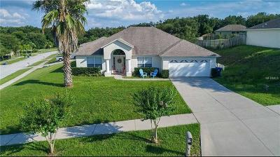 Minneola Single Family Home For Sale: 1554 Golden Pond Drive