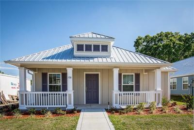Umatilla Single Family Home For Sale: 106 Turtle Run