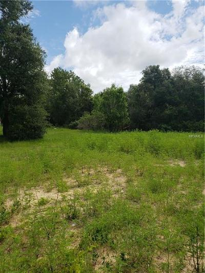 Umatilla Residential Lots & Land For Sale: 14123 SE 204th Avenue