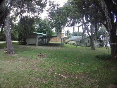 Montverde Single Family Home For Sale: 17506 Strahan Street