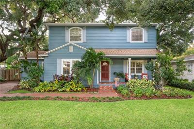 Tampa Single Family Home For Sale: 4203 W Obispo Street